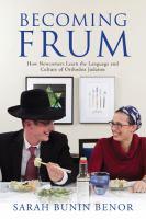 Becoming Frum
